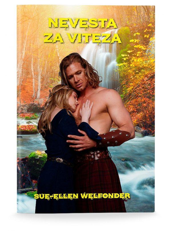 Sue-Ellen Welfonder: NEVESTA ZA VITEZA (trda vezava)