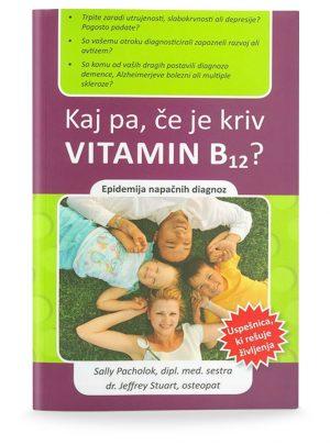 Sally Pacholok, dr. Jeffrey Stuart: KAJ PA, ČE JE KRIV VITAMIN B12?
