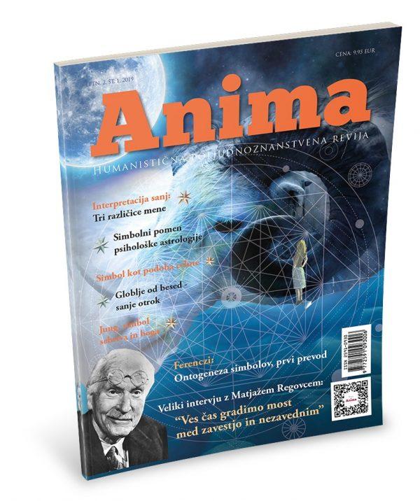 Anima – Pomlad 2019