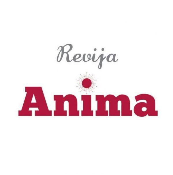 Letna naročnina na revijo Anima (4 številke)