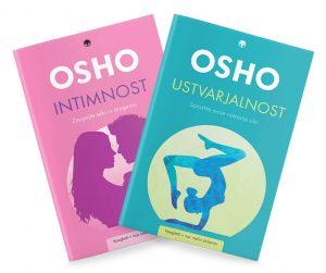 Osho: Komplet INTIMNOST & USTVARJALNOST
