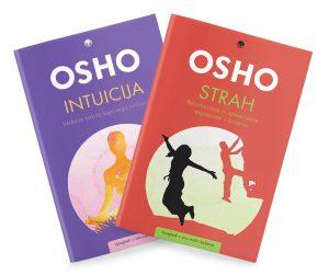 Osho: Komplet INTUICIJA & STRAH
