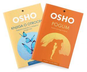 Osho: Komplet KNJIGA O OTROCIH & POGUM