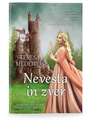 Teresa Medeiros: NEVESTA IN ZVER (broširano)