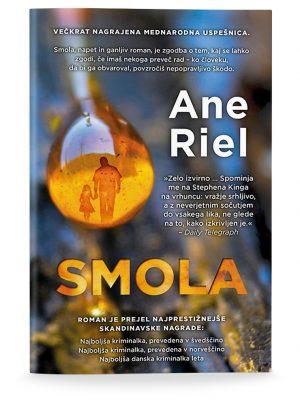 Ane Riel: SMOLA (broširano)
