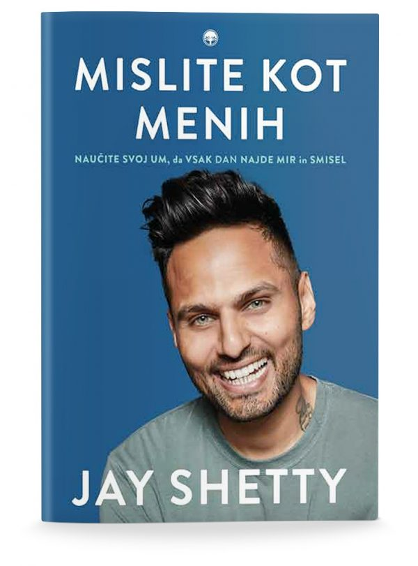 Jay Shetty: MISLITE KOT MENIH