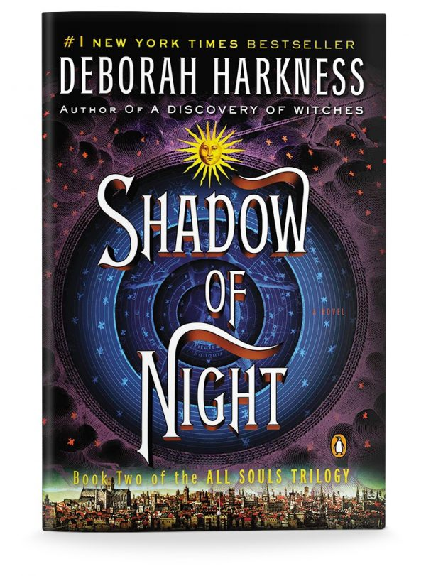 Deborah Harkness: SHADOW OF NIGHT