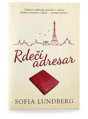 Sofia Lundberg: RDEČI ADRESAR (broširano)