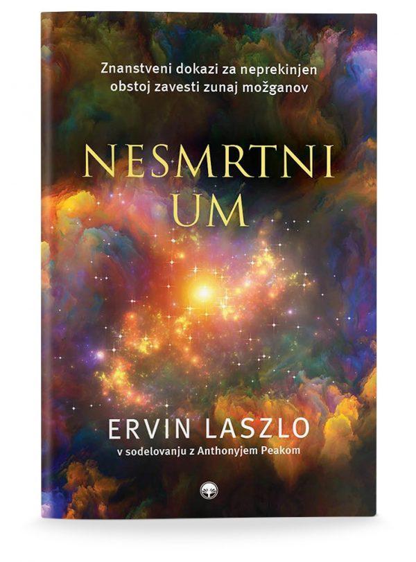 Ervin Laszlo: NESMRTNI UM