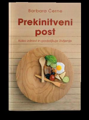 Barbara Černe: PREKINITVENI POST