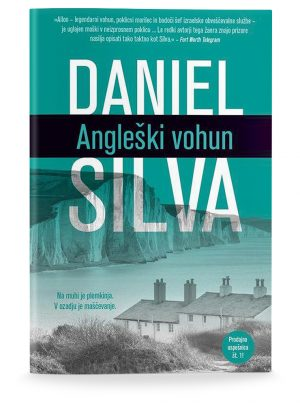 Daniel Silva: ANGLEŠKI VOHUN (broširano)